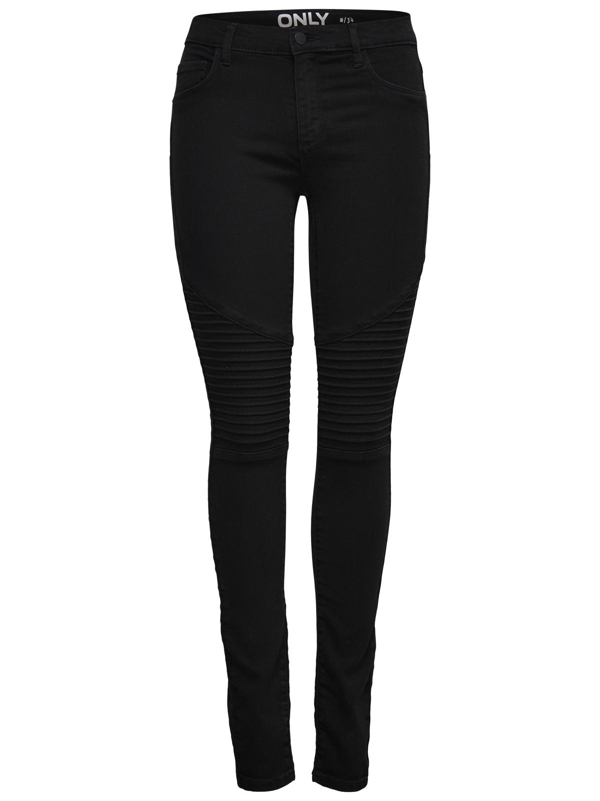 only damen hose onlrain reg sk fresh biker jeans xs xl schwarz damen jeans. Black Bedroom Furniture Sets. Home Design Ideas