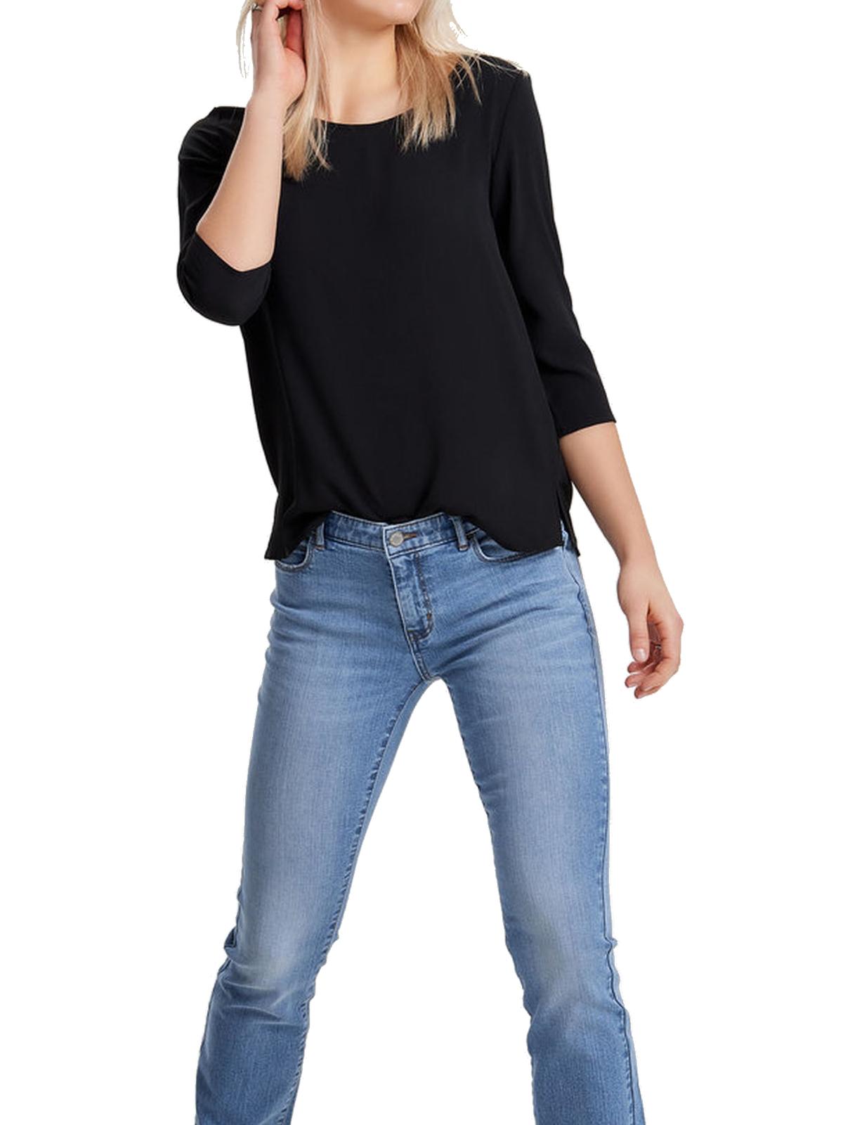 only damen t shirt onlvic 3 4 marken designer bluse party abend top neu ebay. Black Bedroom Furniture Sets. Home Design Ideas