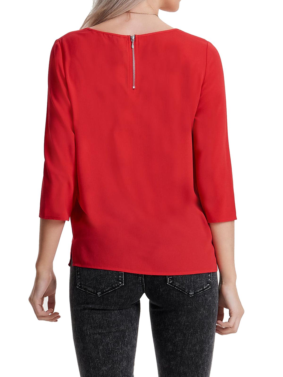 only damen t shirt onlvic 3 4 marken designer bluse damen top. Black Bedroom Furniture Sets. Home Design Ideas