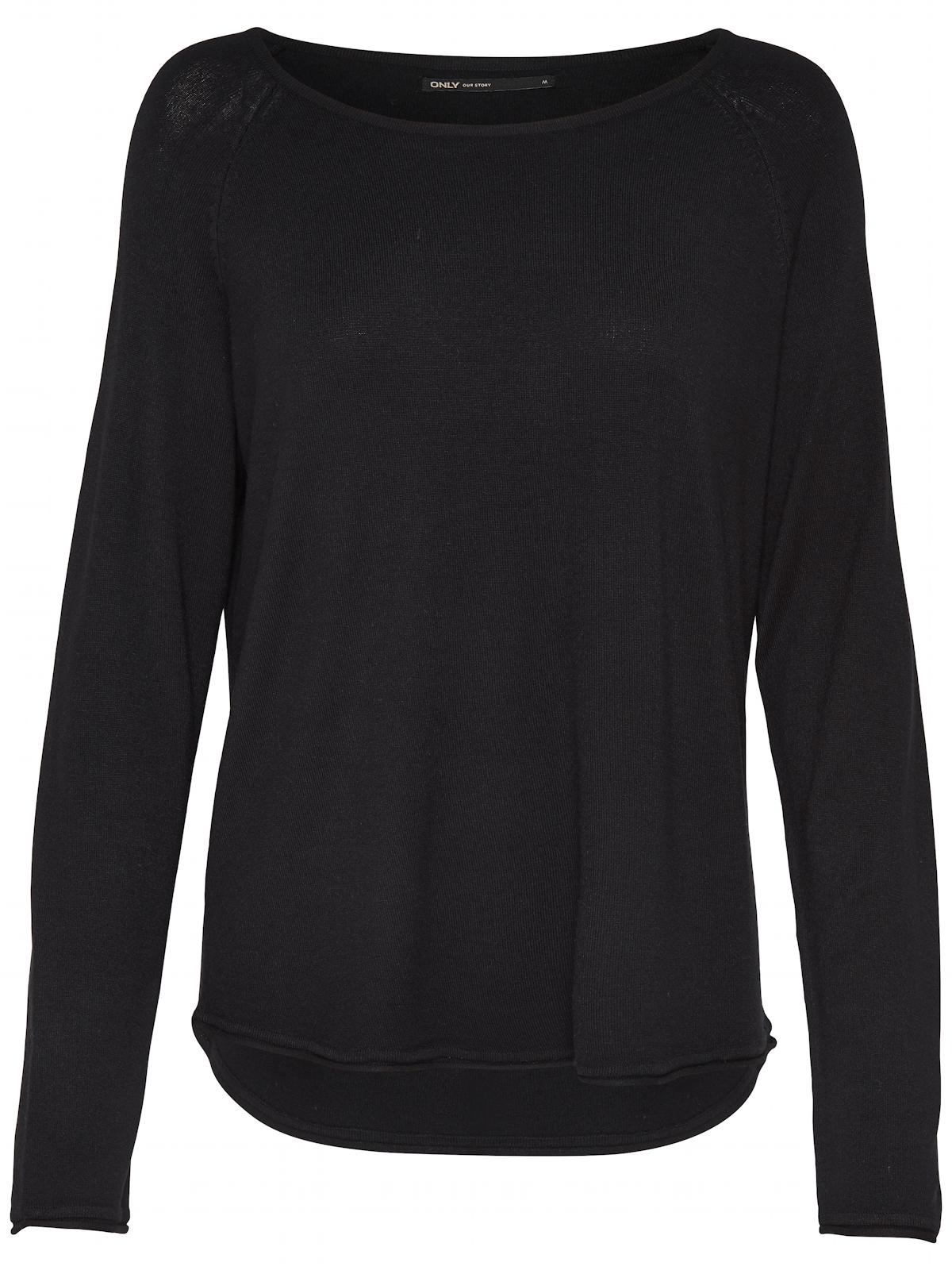 only damen pullover onlmila lacy rundhals pulli 15150242 damen pullover. Black Bedroom Furniture Sets. Home Design Ideas