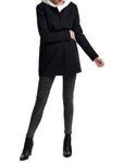 Only Damen-Woll-Mantel Onlsidney Light Coat Kurz-Mantel Übergang-Jacke [4]