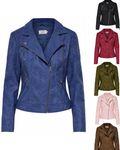 Only Kunstleder-Jacke onlSteady Faux Leather Biker Jacket [1]