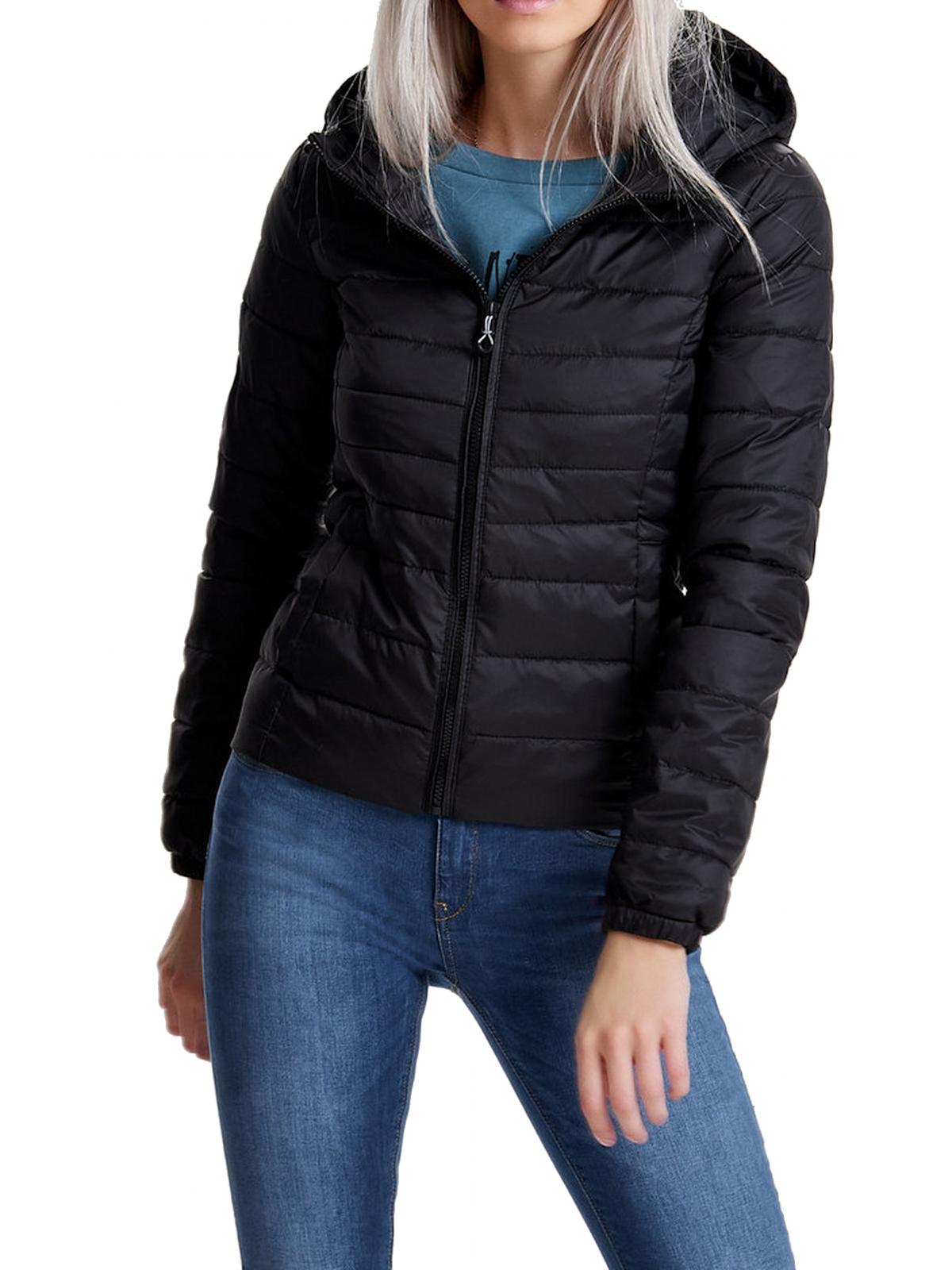 half off d7546 29f19 Only Damen Jacke onlTahoe Spring Hooded Jacket 15145815