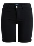 PIECES Damen Pcskin Wear Long Shorts Blk/Noos Bermuda  [2]