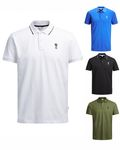 Jack & Jones Herren Polo-Shirt JcoStone 12119176 [1]