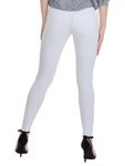 Only Damen Jeans – Skinny Jeans - Stretchjeans mit enganliegender Paßform - onlRoyal Deluxe in weiß [2]