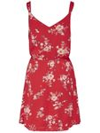Only Damen Sommerkleid Blumen-Print – Urlaubskleid - Onlkarmen S/L Short Dress  [5]