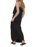 Vero Moda Damen Kleid in schwarz Vmsuper Maxi Dress XS-XL  [3]