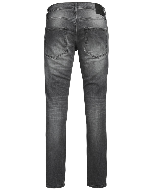 ecc47fb60a4b Jack   Jones Herren Jeans JJITim JJOriginal CR 010 Slim Fit Grau mit engem  Bein