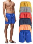 Jack & Jones Herren Badeshorts Badehose Bermudashorts Sunset Swim Shorts [1]
