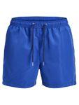 Jack & Jones Herren Badeshorts Badehose Bermudashorts Sunset Swim Shorts [3]