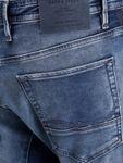 Jack & Jones Herren Jeans-Hose JJISimon JJClay Cuff Antifit Jogg-Jeans mit Kordel-zug [4]