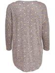 ONLY Damen Shirt 3/4 Top Bluse Pullover mit verschiedenen Motiven Gr.34-42 [3]