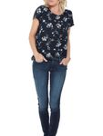 Only Damen Hose OnlCarmen Regular Skinny Jeans 15159025 [2]