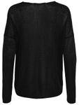 Only Damen langarm Pullover Onlpisa L/S V-Neck Pullover  [5]