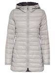 Only Damen Stepp-Mantel Tahoe Coat Übergangsjacke mit Kapuze [2]