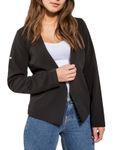 Pieces Damen Jacket PcIvana LS Business Blazer [1]