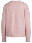 Pieces Damen Langarm Pullover PcFortuna Wolle [3]