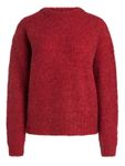 Pieces Damen Langarm Pullover PcFortuna Wolle [4]