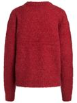 Pieces Damen Langarm Pullover PcFortuna Wolle [5]