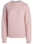 Pieces Damen Langarm Woll-Pullover Bluse PcFortuna [2]