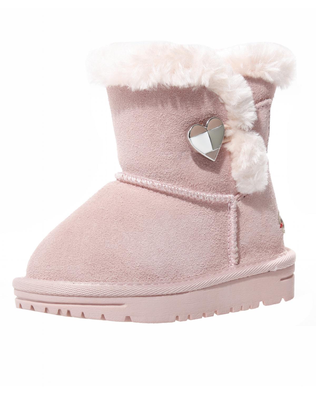 official photos 3103f 6be21 Tommy Hilfiger Kinder Boots Winter Schuhe für Mädchen mit ...