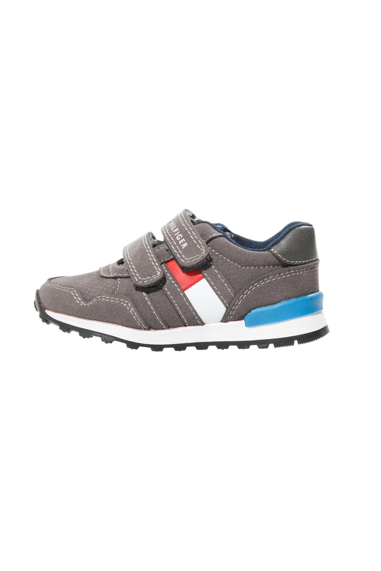 huge discount da60c 847f0 Tommy Hilfiger Kinder Sneaker Sport- Schuhe unisex T1B4-30075-0315900