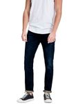 Jack & Jones Herren Slim Fit Skinny Jeans Tim Classic JJ 820 [1]
