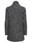 Only Damen Woll-Mantel onlSophia Boucle Wool Coat Kurzmantel [5]
