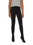 VERO MODA Damen Knee-Cut Jeans Stretch VmSeven NW S Shape [2]