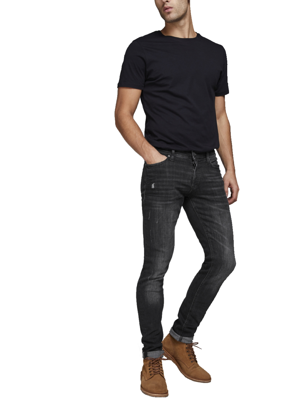 jack jones herren jeans hose slim fit skinny jjiglenn. Black Bedroom Furniture Sets. Home Design Ideas
