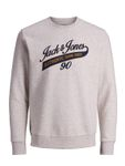 JACK & JONES Herren Pullover JjeLOGO Sweat Crew Neck [4]