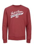 JACK & JONES Herren Pullover JjeLOGO Sweat Crew Neck [2]