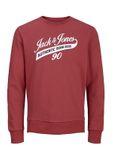 JACK & JONES Herren Pullover JjeLOGO Sweat Crew Neck [2]