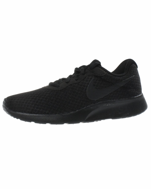 Nike Damen Sneaker Schuhe Tanjun 812655 002 uni schwarz Sport ...