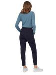 Vero Moda Damen Hose VMEva HR Loose Paperbag Ankel Pants Jogging Poptrash Stoff [4]