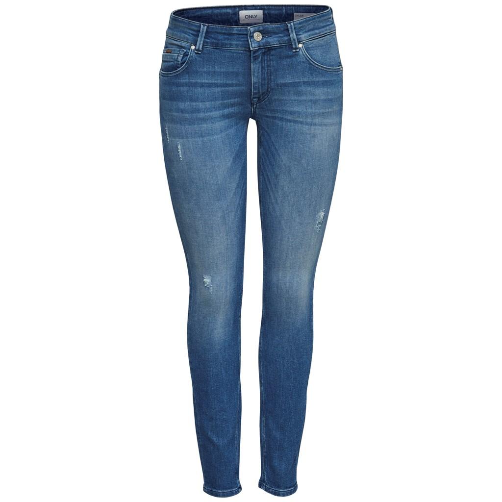 günstigen preis genießen moderate Kosten Super Specials Only Damen Jeans Hose OnlDylan Low Skinny Push Up