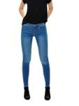 Only Damen Hose OnlfCarmen Regular Skinny Jeans 15170974 [2]