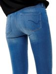 Only Damen Hose OnlfCarmen Regular Skinny Jeans 15170974 [4]