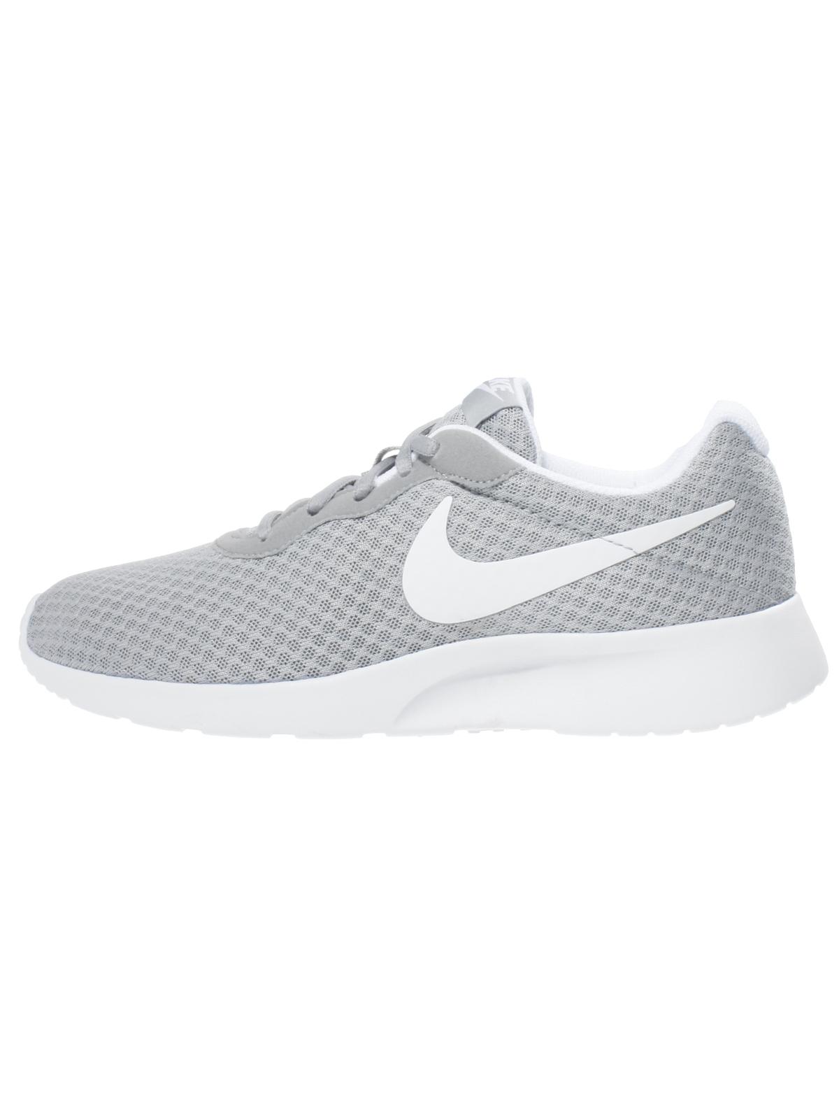 010 Grau 812655 Damen Schuhe Nike Sneaker Tanjun Sport Freizeit xrdCBoe