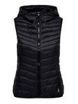Only Damen Stepp-Weste onlDEMI Nylon Waistcoat CC OTW [4]