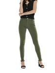 Only Damen Hose Skinny Jeans OnlBlush Ankel Colour [1]