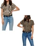 Only Damen-Shirt onlMoster AOP S/S Top 15182852 [1]