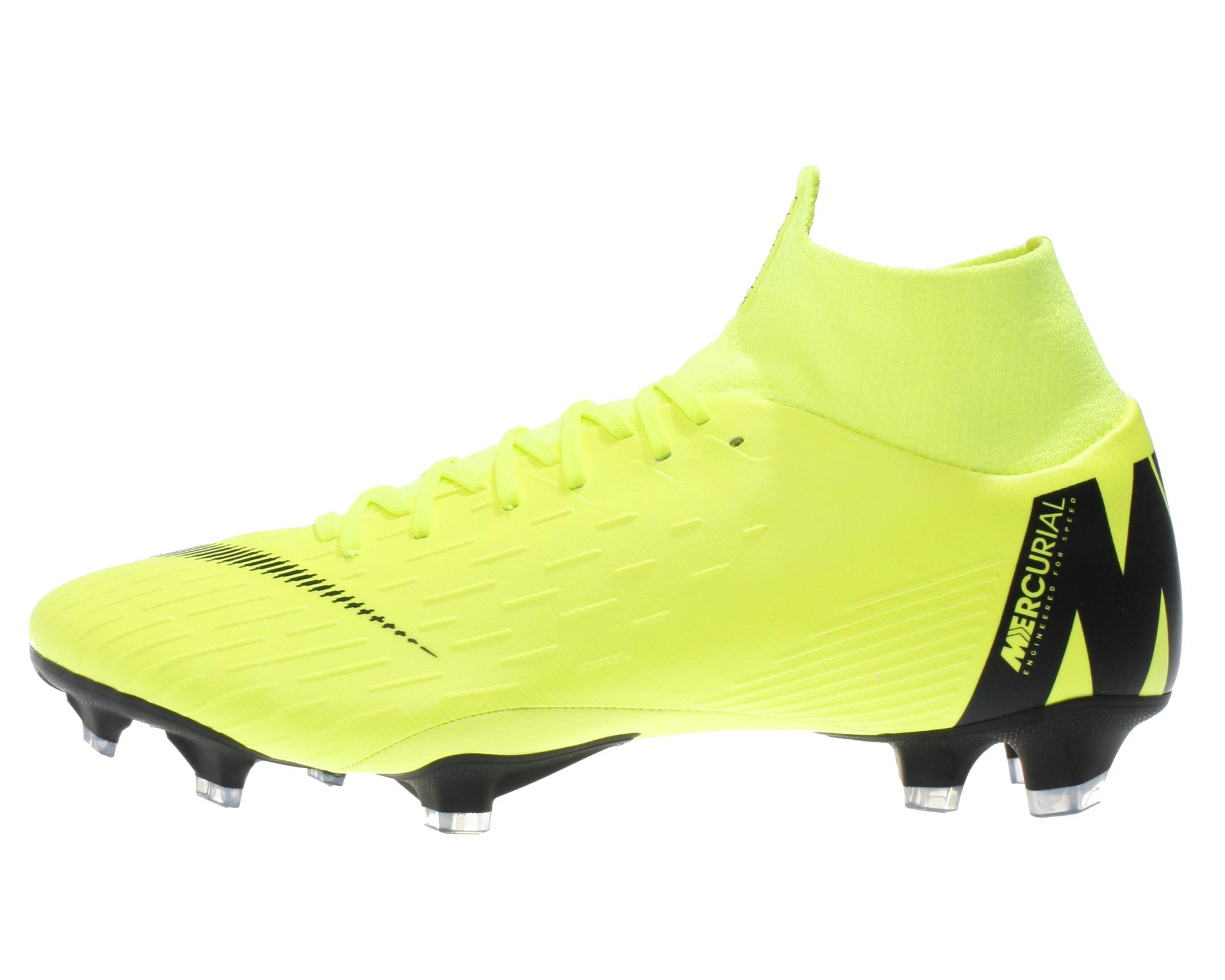 Nike Details Männer NEU Mercurial Schuhe PRO FG gelb Herren Fußball VI zu Superfly Rasen N80wPymvnO