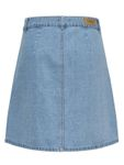 Only Damen-Rock Jeansrock OnlFarrah Reg Dnm Skirt geknöpft [2]