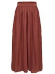 Only Damenkleid Maxirock onlVenedig Paperbag Long Skirt [5]