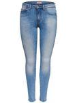 Only Damen Jeans-Hose OnlCarmen Regular Skinny eng [4]