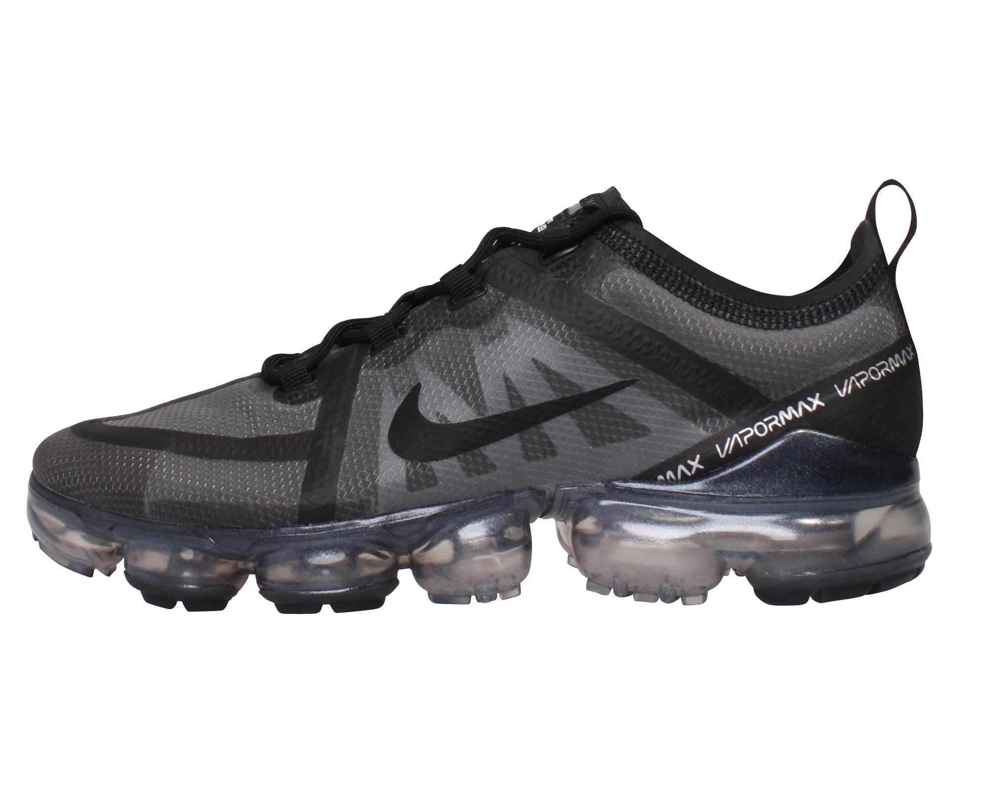Détails sur Nike Air Vapormax 2019 Hommes Sneaker Chaussures De Course lowtops ar66331 004 Noir afficher le titre d'origine