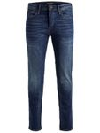 Jack & Jones Herren Hose Slim-Jeans jjTim Original AM782 [3]