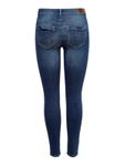 Only Damen Hose Skinny-Jeans onlPAOLA Medium Blue Denim [2]
